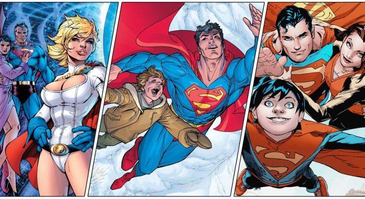 Los hijos de Krypton