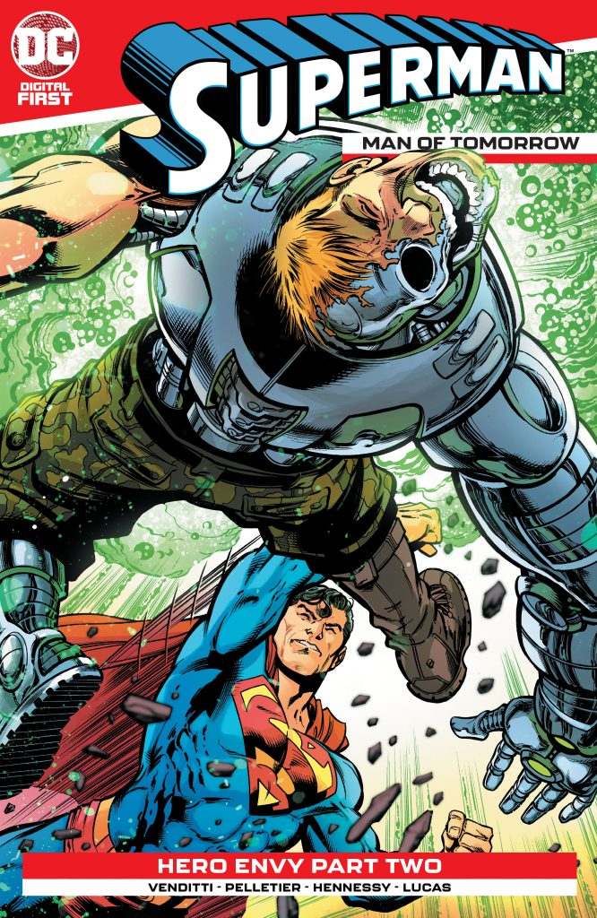 Superman Man of Tomorrow 015 000 666x1024 - Reseña de Superman: Man of Tomorrow #15