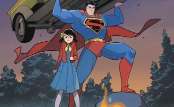 Superman Smashes the Klan 001 000 348x215 - Reseña de Superman Smashes The Klan #1