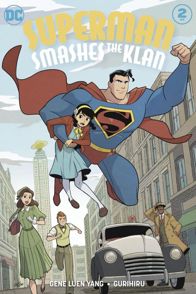 Superman Smashes the Klan 002 000 683x1024 - Reseña de Superman Smashes The Klan #2