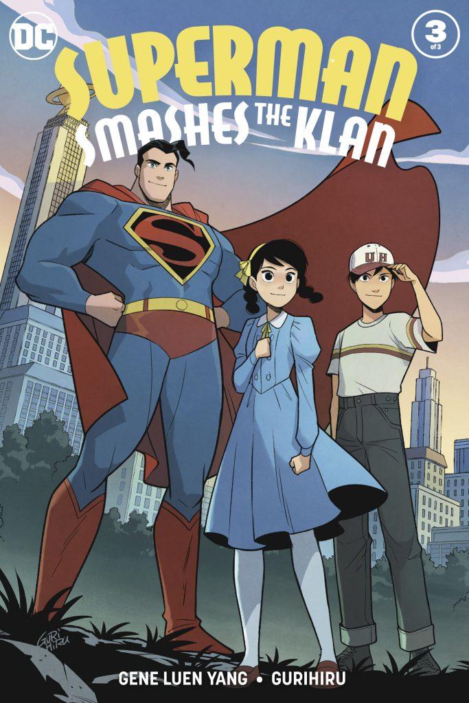 Superman Smashes the Klan 003 000 683x1024 - Reseña de Superman Smashes The Klan #3