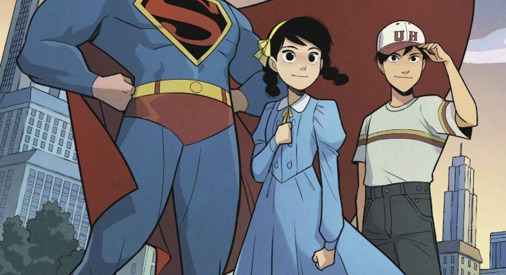 Superman Smashes the Klan #3