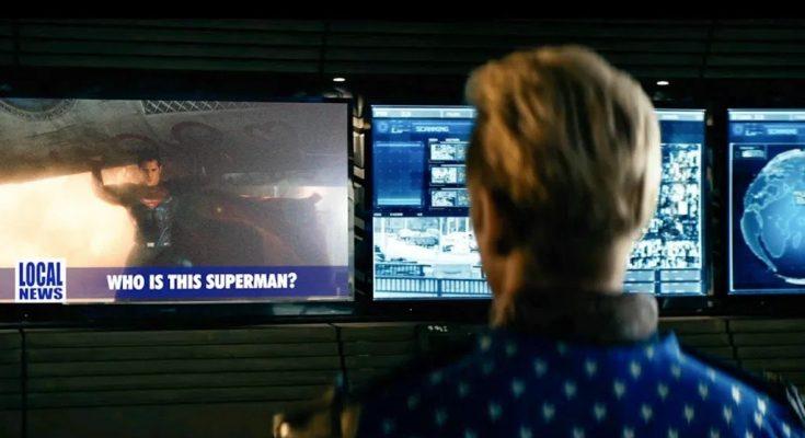 HomHomelander v Superman Teaser