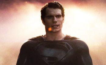 raje negro Superman El Hombre de Acero