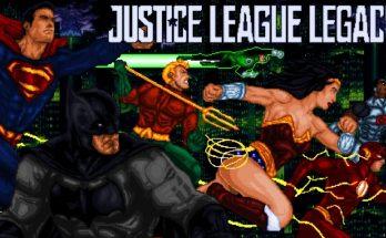 Videojuego Justice League Legacy