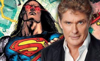 David Hasselhoff será Superman