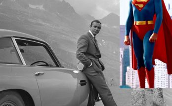 Sean Connery y Christopher Reeve