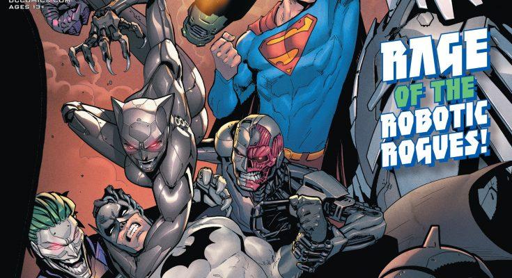 Batman/Superman 13