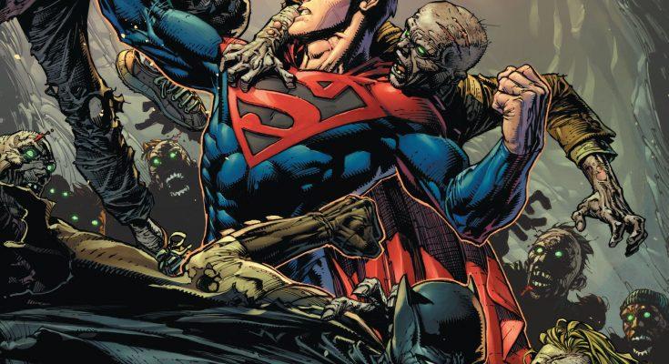 DCeased: Dead Planet #5