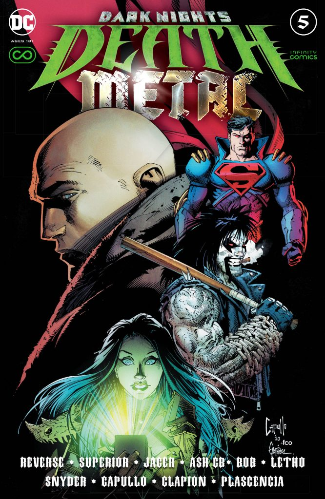 Dark Nights Death Metal 2020 005 000B 666x1024 - Reseña de Dark Nights: Death Metal #5
