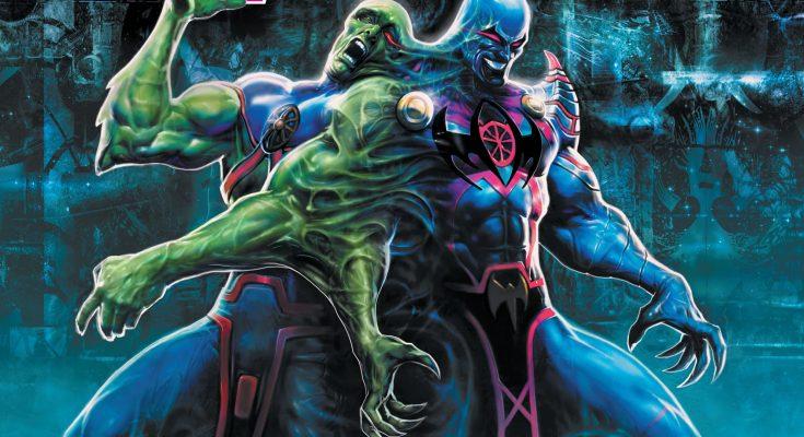 Justice League Vol. 4 #56