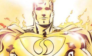 Superman Dorado