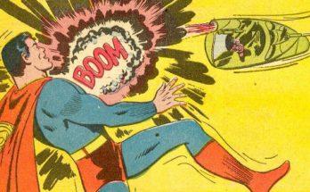 Superman II Guerra Mundial