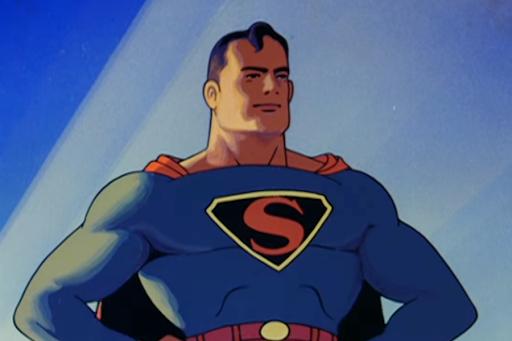 Superman hermanos Fleischer