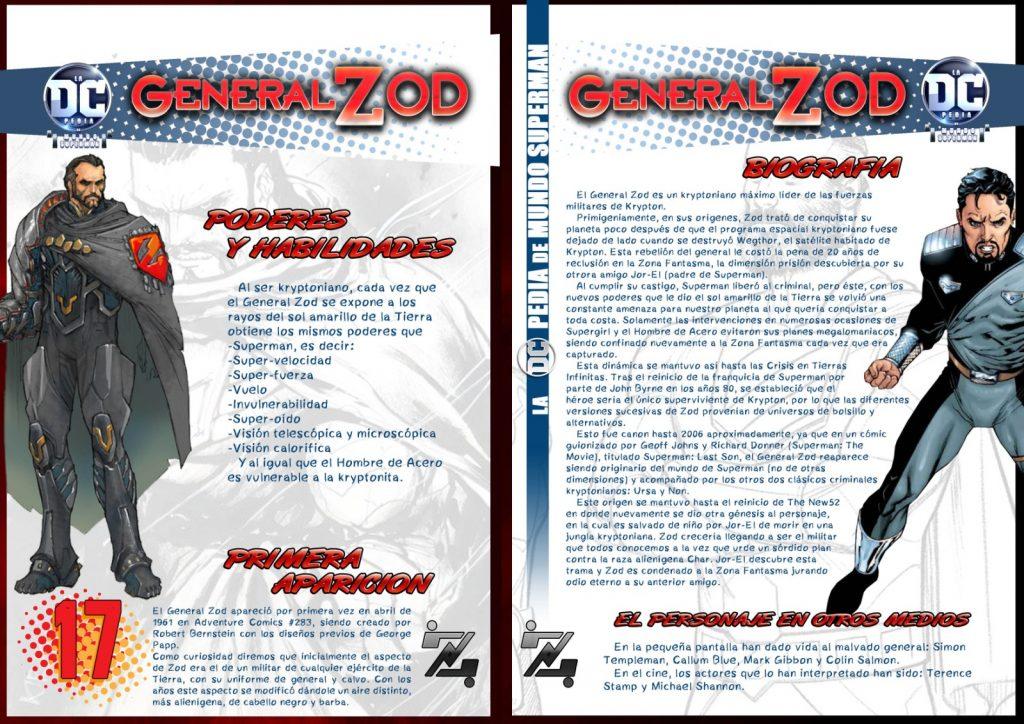 Zod 3 1024x724 - DCpedia: Zod, el líder de las fuerzas militares de Krypton