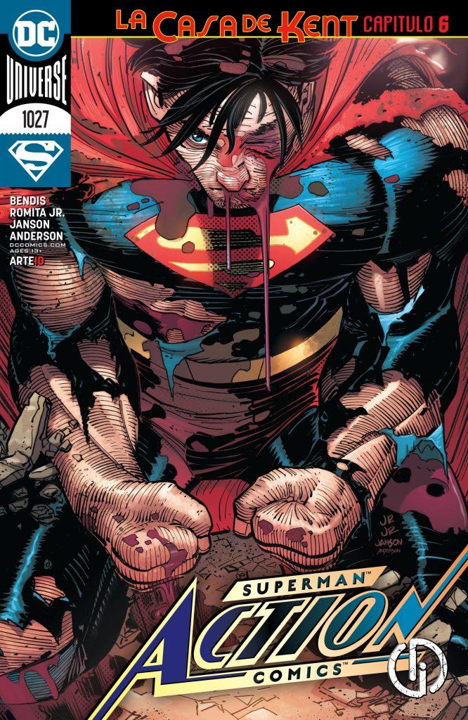 Action Comics 1027 000 666x1024 - Reseña de Action Comics 1027