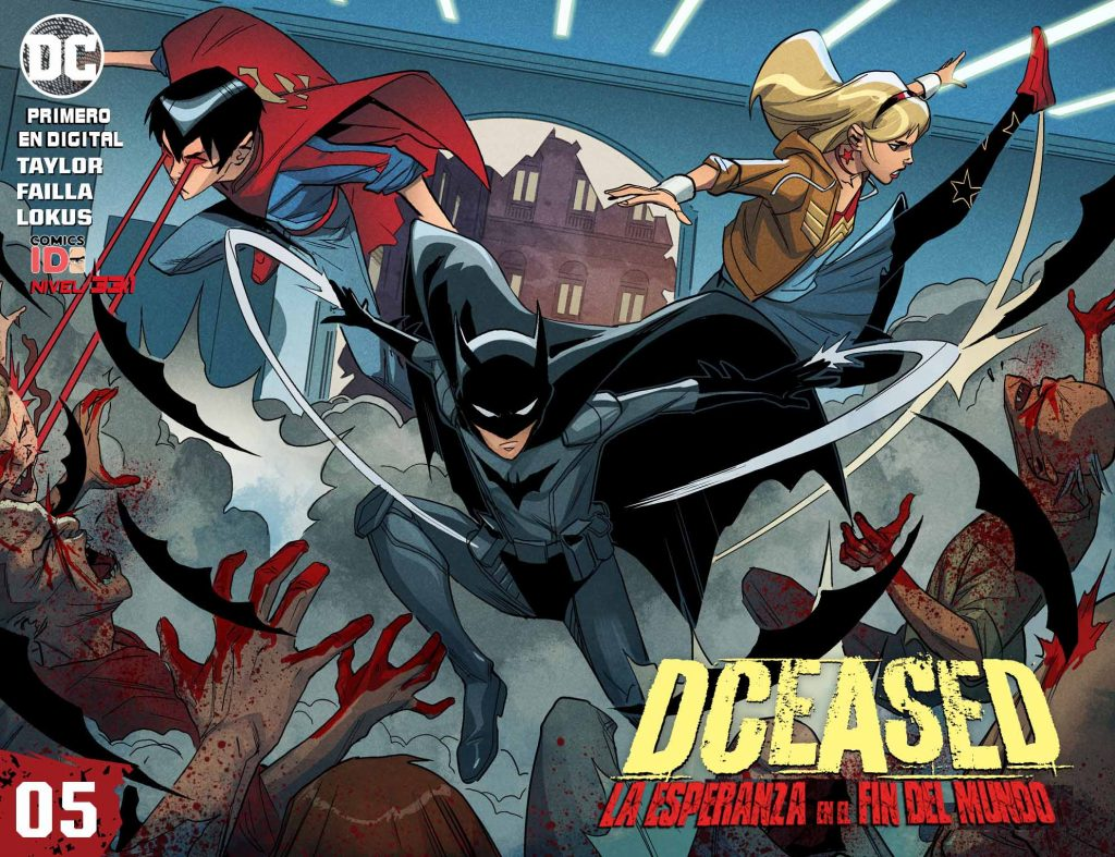 DCeased Hope At Worlds End 2020 005 000a 1 1024x787 - Reseña de DCeased: Hope at World's End #5