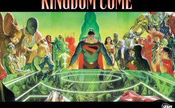 Kingdom Come Alex Ross