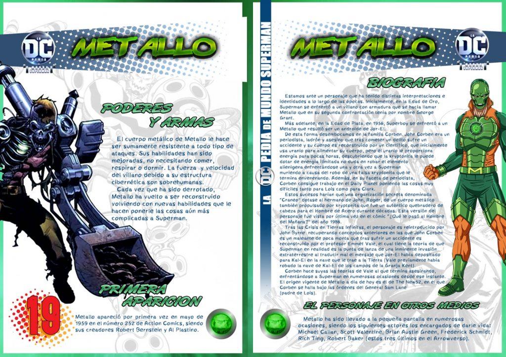 Metallo 1 1024x724 - DCpedia: Metallo (John Corben)