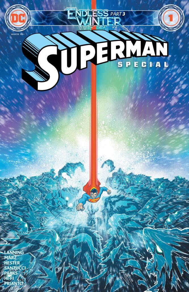 Superman Endless Winter Special 2020 001 000 666x1024 - Reseña de Superman: Endless Winter Special #1