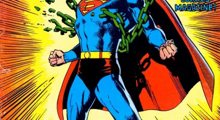 Superman kryptonita nevermore