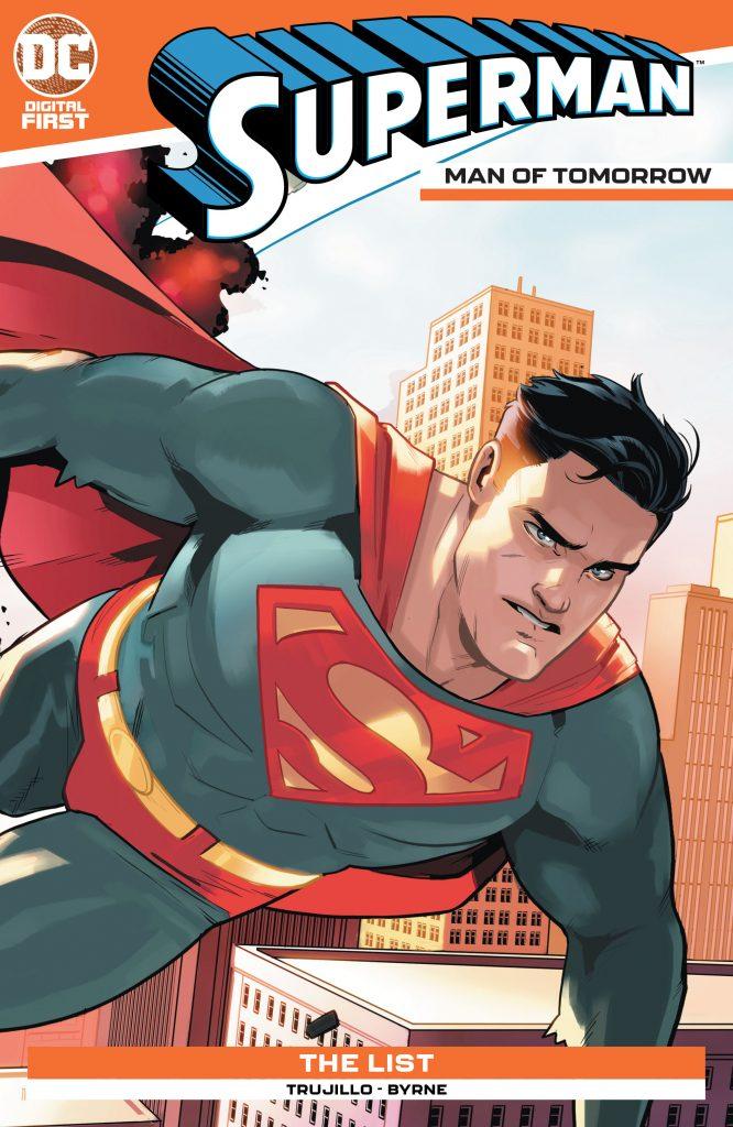Superman Man of Tomorrow 020 000 666x1024 - Reseña de Superman: Man of Tomorrow #20