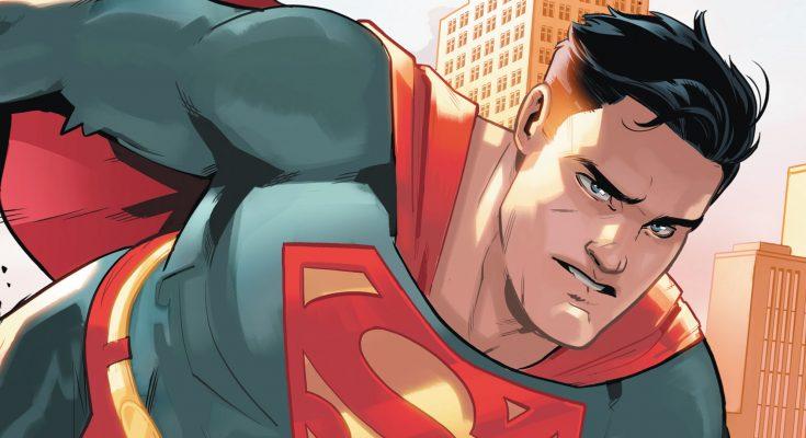 Superman: Man of Tomorrow #20