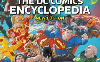 """DC Comics Encyclopedia: New Edition"""