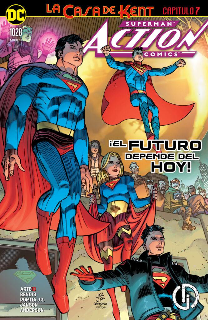 Action Comics 1028 000 666x1024 - Reseña de Action Comics #1028