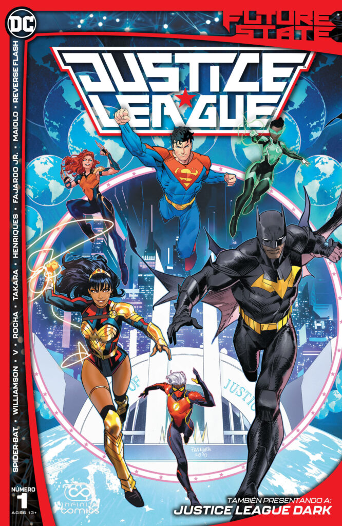 Future State Justice League 2021 2021 001 000 666x1024 - Reseña de DC Future State: Justice League #1