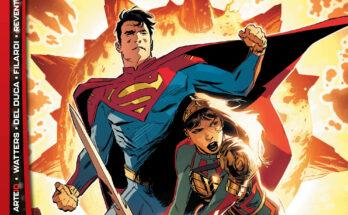 DC Future State: Superman/Wonder Woman #1