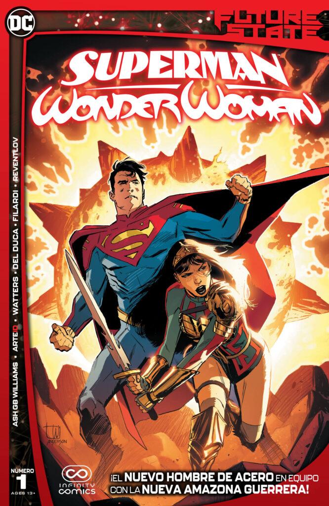 Future State Superman Wonder Woman 2021 2021 001 000 666x1024 - Reseña de DC Future State: Superman/Wonder Woman #1