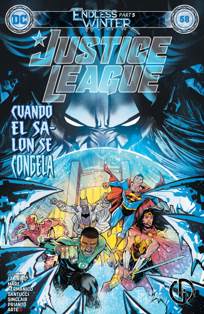 Justice League 058 000 666x1024 - Reseña de Justice League Vol. 4 #58