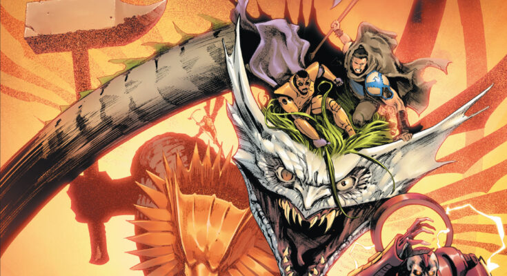 Tales from the Dark Multiverse: Dark Nights – Metal #1