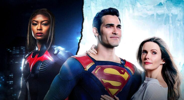 Crossover Batwoman Superman & Lois