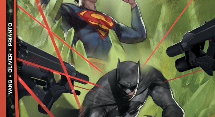 DC Future State: Batman/Superman #1