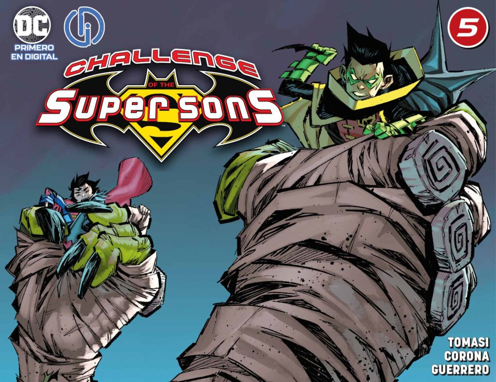 Challenge of the Super Sons 2020 005 000a 1024x788 - Reseña de Challenge of the Super Sons #5