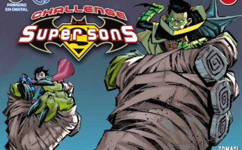 Challenge of the Super Sons #5