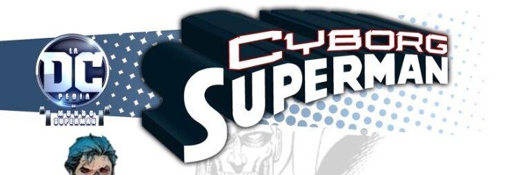 DCpedia de Cyborg Superman