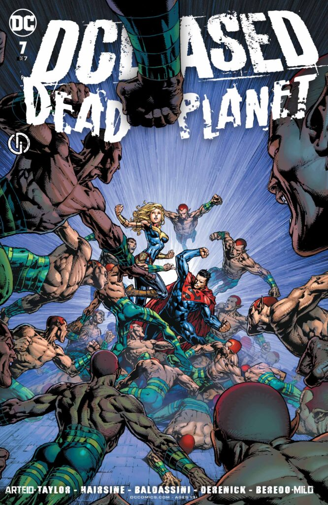 DCeased Dead Planet 2020 2021 007 000 666x1024 - Reseña de DCeased: Dead Planet #7