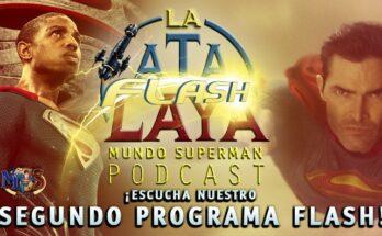 Escucha nuestro podcast Flash Superman & Lois - Reinicio de Superman en el cine