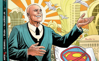 Future State: Superman Vs. Imperious Lex #1