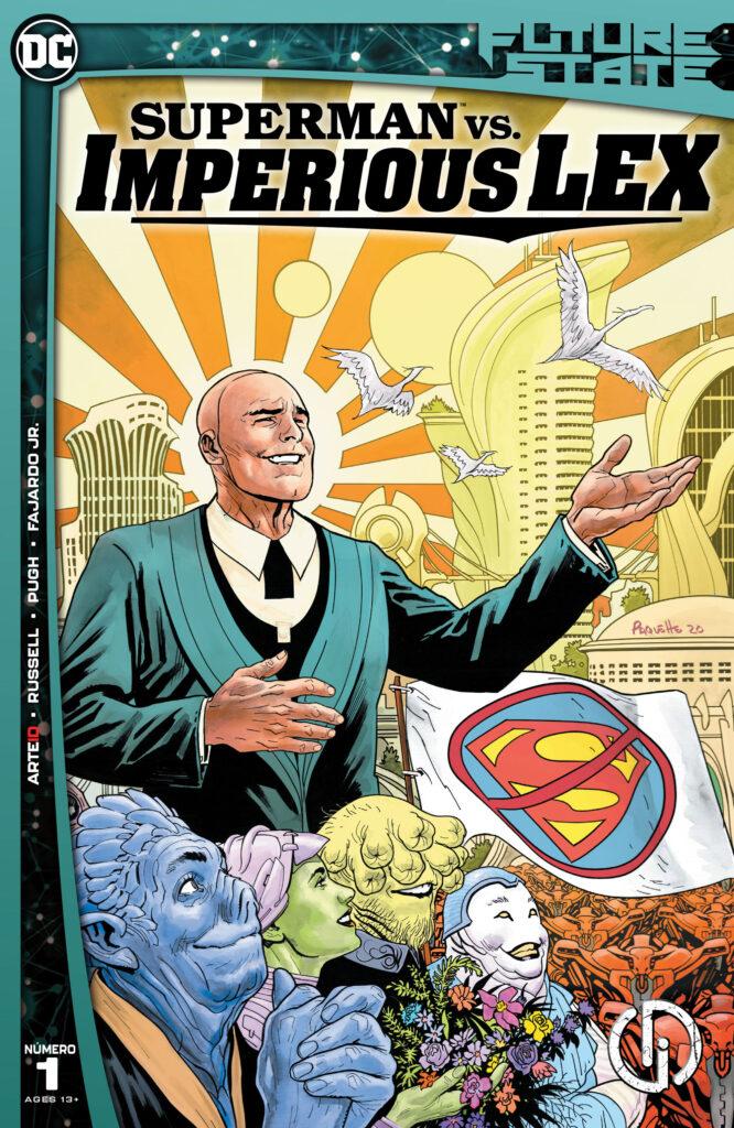Future State Superman vs. Imperious Lex 2021 2021 001 000 666x1024 - Reseña de DC Future State: Superman vs. Imperious Lex #1