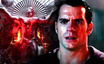 Viaje de Superman en el DCEU 348x215 - Zack Snyder publica arte del viaje de Superman en el DCEU