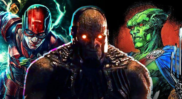 Portada cómics Liga de la Justicia de Zack Snyder