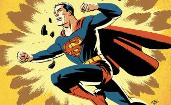 "superman in the fifties paperback 348x215 - DC Comics publica el libro de bolsillo ""Superman en los cincuenta"""