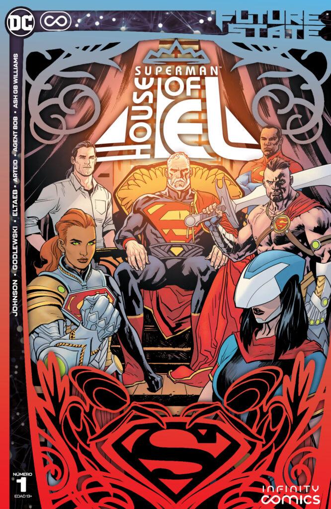 0 666x1024 - Reseña de DC Future State: Superman: House of El #1