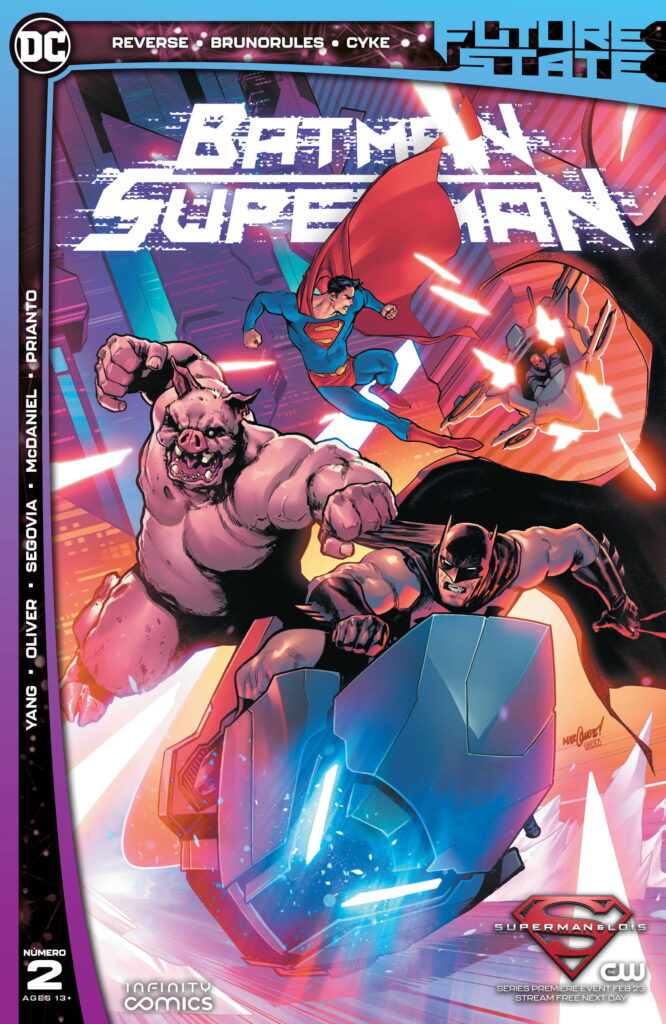 00 666x1024 - Reseña de DC Future State: Batman/Superman #2