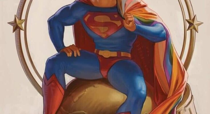 DC Pride antología