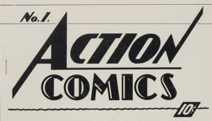 Action Comic Ashcan
